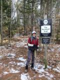 Lower elevation peaks in New England