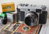 LUXALL 35mm Rangefinder