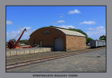 Strathalbyn Railway Yards