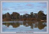 Reflections, River Murray