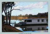 River Murray Houseboat