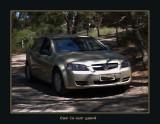 Our car...