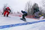 Blue Mountain FIS Snowboard Cross Races - 2013