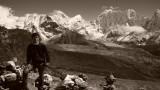 Khumbu Revisited 2010 B&W