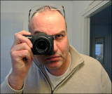 Me with my new Nikon 1 V1