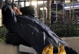 Homeless In Tokyo