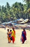 Indian Beach Fashion