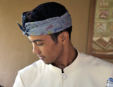 'Pretty' Balinese Waiter...