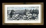 Doggy Sods (framed) 15x27