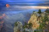 Grand Canyon Sunrise Fog