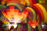 Balloons In Abstract