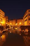 Notturno nel quartiere Venezia