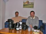 Mauro ed io - Texel 2007
