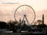14th January 2013 - not the London eye