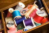 23rd February 2013 - brightly coloured threads