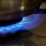 9th March 2013 - cooking with gas - for the moment!