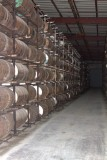 40.  Some preservatives stored at the St. Croix Cruzan distillery.