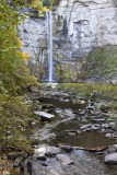 23.  Taughannock Falls.