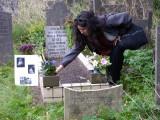 tumba de Malva Marina