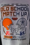 Old School Matchup