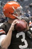 Cleveland Browns QB Brandon Weeden