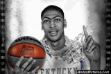 Kentucky Wildcats' Anthony Davis