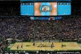 2012 Final Four title game - Kansas vs. Kentucky