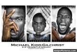 Kentucky Wildcats forward Michael Kidd-Gilchrist