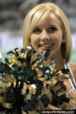 San Jose SaberCats cheerleader Brooklyn