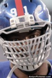 NY Giants DE Justin Tuck