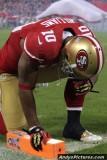 San Francisco 49ers WR Kyle Williams