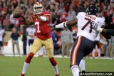 San Francisco 49ers QB Colin Kaepernick (1st NFL start)