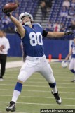 Indianapolis Colts tight end Coby Fleener