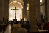 Inside the Mérida Cathedral