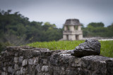 Rocks and The Palace Observation Tower
