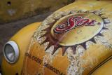 Mexican beer: Sol!