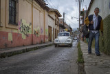 Streets of San Cristóbal de las Casas