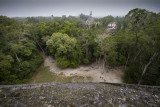 What a view in Tikal