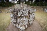 Stela D, Copán Ruins