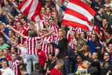 The PSV crowd
