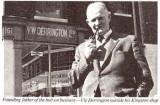 The Victor Derrington Steering Wheel