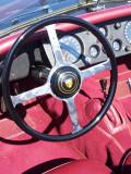 Jag XK140 ebony rim