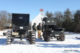 Model T Ford Snowmobiles