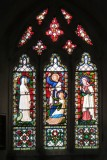 St Andrew Church, Cranford - Stained Glass