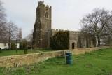 Harlington Church and Surroundings