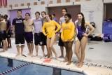 NCS and STA Swim Teams versus St. John's School - November 27, 2012