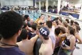 NCS and STA Swim Teams versus Flint Hill School - January 5, 2013