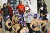 NCS Swim Team at ISL Championships - January 26, 2013