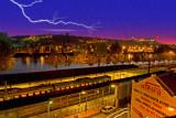 Coimbra at night