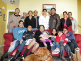 Another group shot - Xmas 2012
